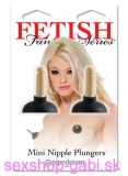 Fetish Fantasy - Mini Nipple Plungers