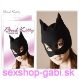 Bad Kitty Cat mask - mačacia maska