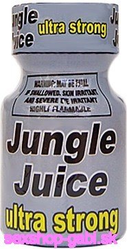 Novinka! JUNGLE JUICE ULTRA STRONG